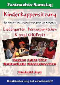 Kinderkappensitzung 2013