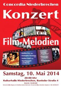 Plakat Film-Melodien