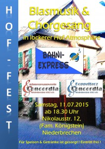 Hoffest DINA2