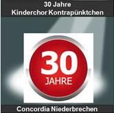 Logo Kontrapünktchen 30 Jahre Bild 2