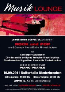 DT Konzert 2011 - Plakat Druck.indd