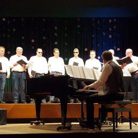Der Kleine Chor glänzt bei Matinee!