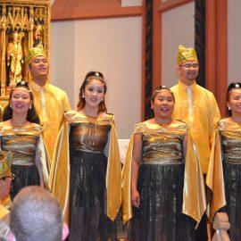 Manila Vocal Ensemble und die Concordia vertiefen ihre Freundschaft!