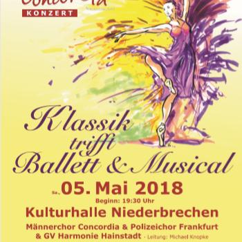 Klassik trifft Ballett & Musical