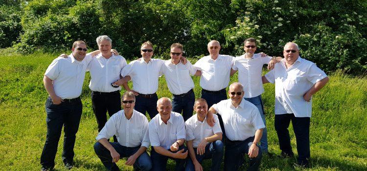 """""""Kleiner Chor"""" heißt nun """"Voice Boys"""" – erstes Konzert in der Kulturscheune Schupbach"""