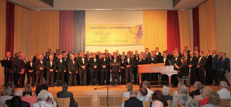 """""""Oh welche Lust"""" –wieder ein Klasse-Konzert der Concordia!"""