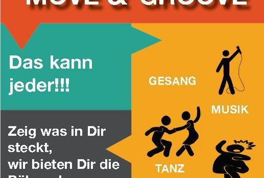 Move & Groove – Fotostrecke vom Begged