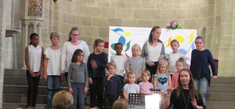 Kinderchor St. Lubentius Dietkirchen wird 10 Jahre …