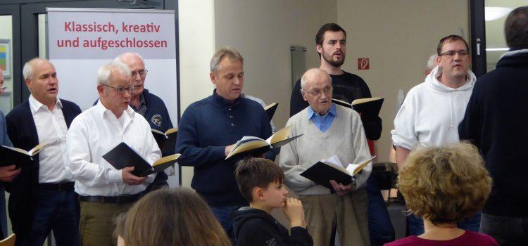 Concordia ehrt treue Mitglieder und Sänger und übergibt Spende an die Notfallseelsorge Limburg-Weilburg