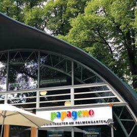 """Gelungener Sommerausflug der """"Kontrapünktchen"""" ins Papageno Musiktheater nach Frankfurt"""