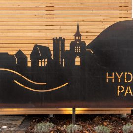 Concordia beendet Sommerpause –  Open-Air-Probenauftakt im Hyde-Park